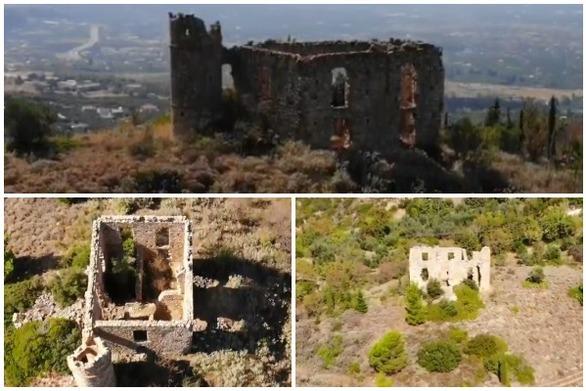 Πύργος του Ρούφου - Ένα ξεχωριστό κτίσμα στους πρόποδες του Παναχαϊκού (video)
