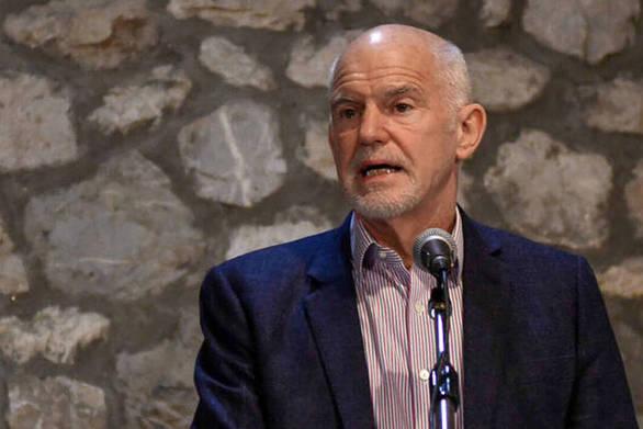 """Γ. Παπανδρέου από Καλάβρυτα: """"Eίναι και επέτειος αφύπνισης έναντι των κινδύνων που εκδηλώνονται για τους Έλληνες"""""""