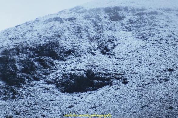 Πάτρα - Έπεσαν τα πρώτα χιόνια στο Παναχαϊκό Όρος (φωτο)