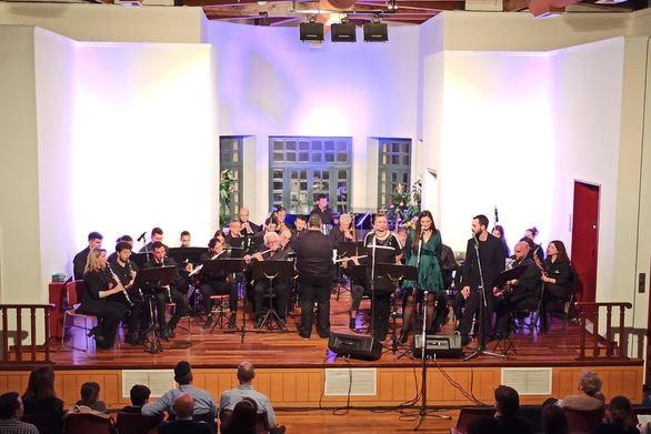 """""""Μύρισαν"""" Χριστούγεννα από τη συναυλία της Πολυφωνικής στο Πολιτιστικό Κέντρο Αιγίου"""