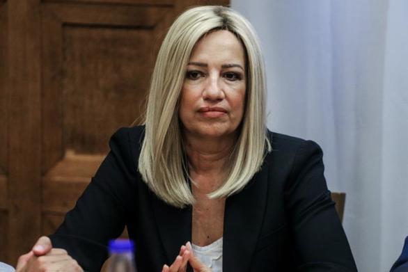 """Γεννηματά για ελληνοτουρκικές σχέσεις: """"Εθνική εγρήγορση με αποφασιστικότητα"""""""
