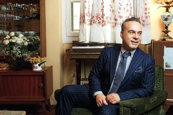 """Φώτης Σεργουλόπουλος: """"Τηλεόραση δεν είναι οι παρουσιαστές"""""""