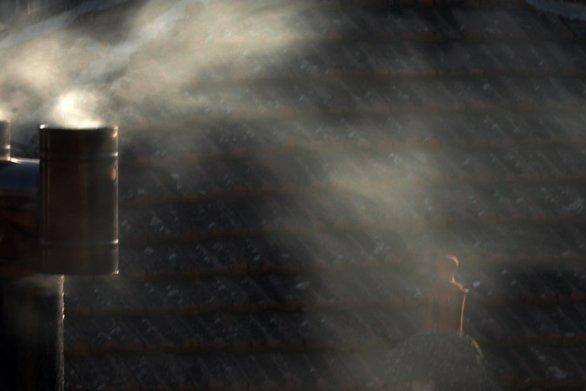 """Η αιθαλομίχλη """"πνίγει"""" τα Ιωάννινα"""
