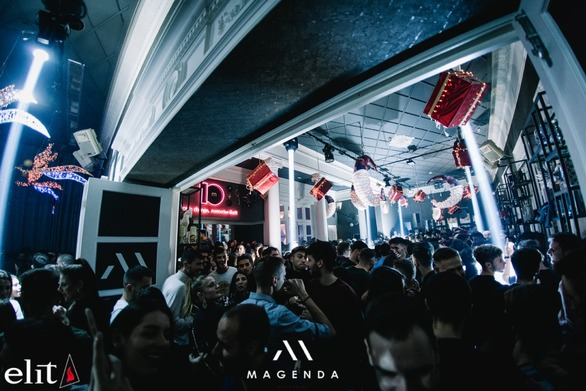 Greek Νight at Magenda Νight Life 15-12-19