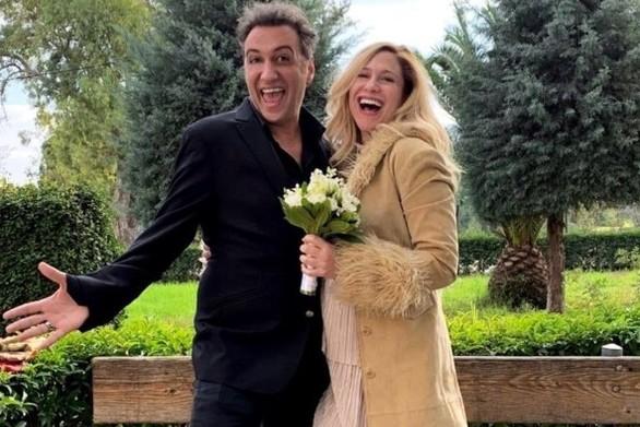 Παντρεύτηκε ο ηθοποιός Βαγγέλης Αλεξανδρής!