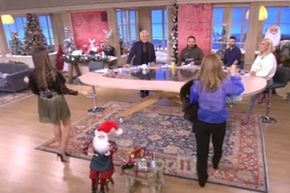 Απίστευτη γκάφα στο Happy Day με την Κρίστι Κρανά (video)