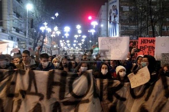 Τα Σκόπια πνίγονται από την ατμοσφαιρική ρύπανση