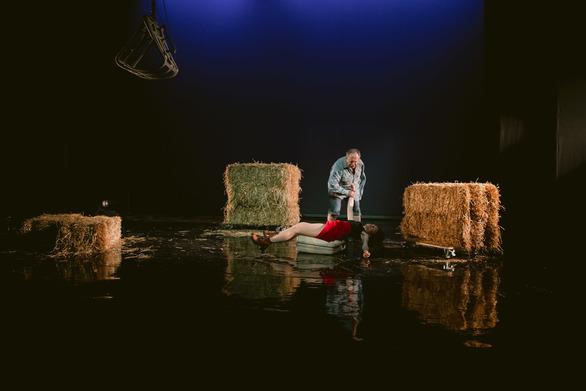 """Πάτρα - Πρεμιέρα απόψε για την παράσταση """"Άνθρωποι και Ποντίκια"""" (φωτο+video)"""