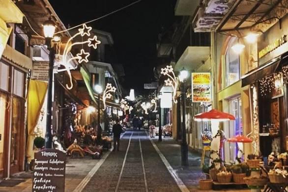 Στο 10% η πτώση της τουριστικής κίνησης στα Καλάβρυτα για τα Χριστούγεννα