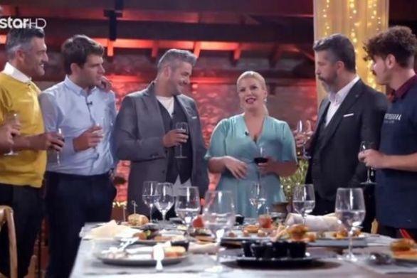 Αντελίνα και Χάρης Βαρθακούρης στέφθηκαν νικητές του Globetrotters (video)