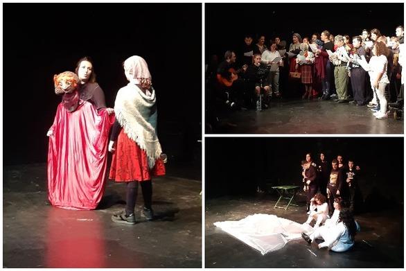 Πάτρα - Με επιτυχία η χριστουγεννιάτικη παράσταση του ΚΔΑΠ ΜΕΑ Άμπετ Χασμάν (φωτο)