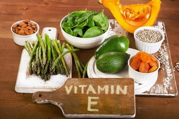 Οι ιδιότητες της βιταμίνης Ε