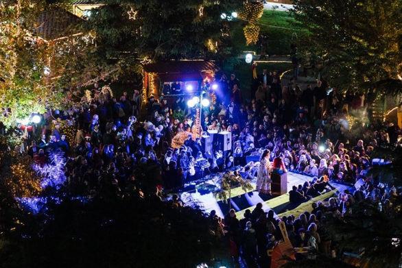 Αίγιο - Γεμάτο εκδηλώσεις το τελευταίο Σαββατοκύριακο στο Πάρκο των Χριστουγέννων