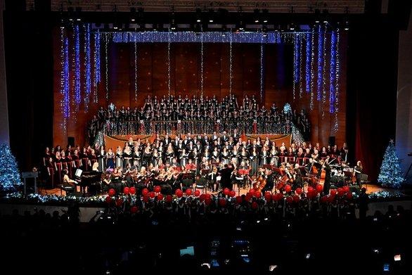 Πολυφωνική Πατρών - Με 105 συναυλίες, έκλεισε η καλλιτεχνική δραστηριότητά της για το 2019!