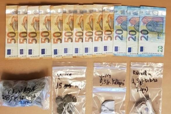 Στοχευμένοι έλεγχοι στη Δυτική Αχαΐα για την καταπολέμηση των ναρκωτικών