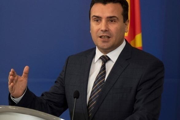 """Ζάεφ: """"Η Ελλάδα εγγυητής και φύλακας του εναέριου χώρου της Βόρειας Μακεδονίας"""""""