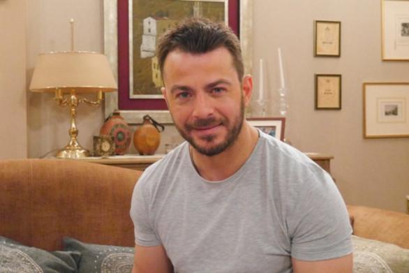 """Γιώργος Αγγελόπουλος: """"Ήταν τιμή για εμένα να μου προτείνουν έναν πρωταγωνιστικό ρόλο"""""""