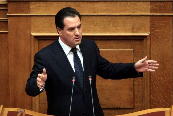 """Άδωνις Γεωργιάδης: """"Η επενδυτική έκρηξη ξεκίνησε"""""""