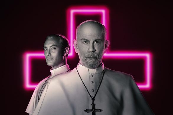 """Στην ΕΡΤ1 τα δικαιώματα του """"The New Pope"""""""