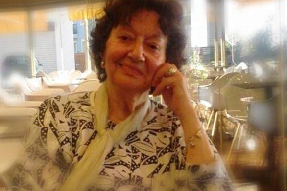 Θλίψη στον Πύργο - Έφυγε από τη ζωή η Ανθούσα Τσιλιμίγκρα