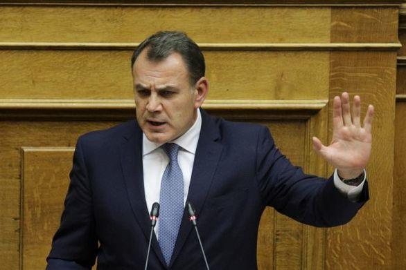 """Ν. Παναγιωτόπουλος: """"Θα απαντήσουμε δυναμικά στην Τουρκία αν ξεπεράσει τις «κόκκινες γραμμές»"""""""
