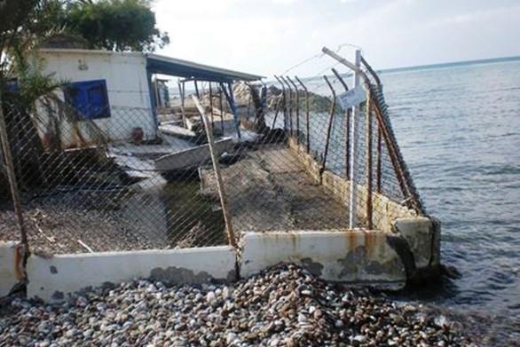 """Δυτική Αχαΐα - """"Ζεσταίνεται"""" η μελέτη Ρογκάν για τη διάβρωση των ακτών"""