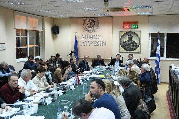 Πάτρα: Mε 18 θέματα συνεδριάζει η Οικονομική Επιτροπή του Δήμου