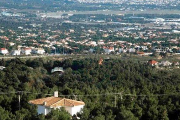 Απειλούνται χιλιάδες ακίνητα από τις αντιρρήσεις για τους δασικούς χάρτες στην Δυτική Ελλάδα