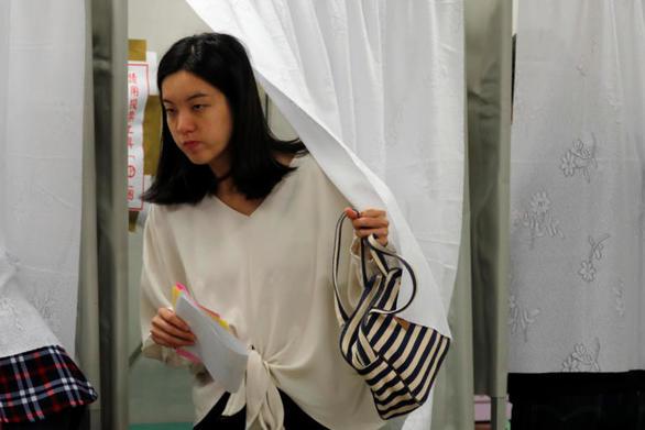 Προεδρικές εκλογές σήμερα στην Ταϊβάν