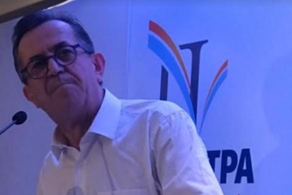 """Ν. Νικολόπουλος: """"Ψυχρολουσία για τους """"βαστάζους"""" του Μητσοτάκη, η επίσκεψη στις ΗΠΑ"""""""