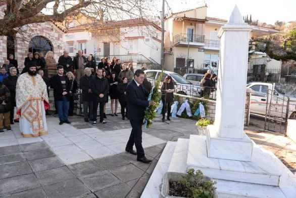 Αχαΐα: Σήμερα η εκδήλωση μνήμης για τους πεσόντες στα Σελλά
