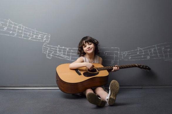 Η μουσική είναι σύμμαχος των παιδιών;