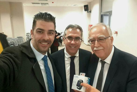 Αχαΐα - Οι δύο δήμαρχοι έχουν τους λόγους τους για να χαμογελούν και το 2020!