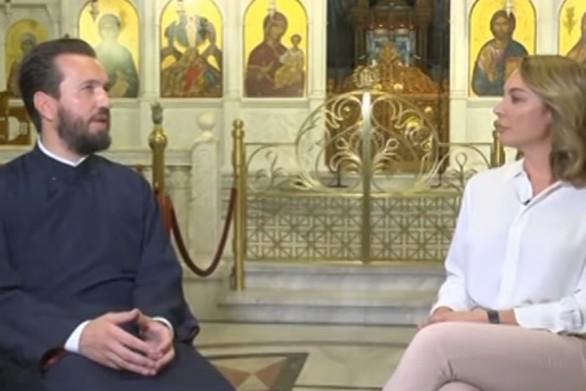Ο ιερέας που βοηθάει παιδιά που αντιμετωπίζουν προβλήματα υγείας (video)