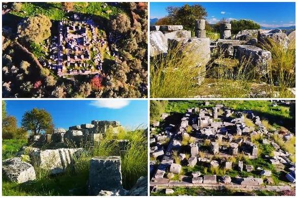 Ναός Στρατίου Διός - Ο Παρθενώνας της Δυτικής Ελλάδας (video)