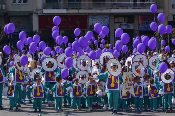 Πατρινό Καρναβάλι 2020 - Αρχίζει η υποβολή των αιτήσεων για την Παρέλαση των Μικρών