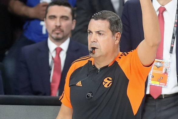 Euroleague: Ποιοι θα διαιτητεύσουν την αναμέτρηση Παναθηναϊκός - Μπάγερν