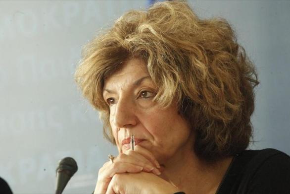 Πάτρα: H Σία Αναγνωστοπούλου για το θάνατο των δύο καθηγητών
