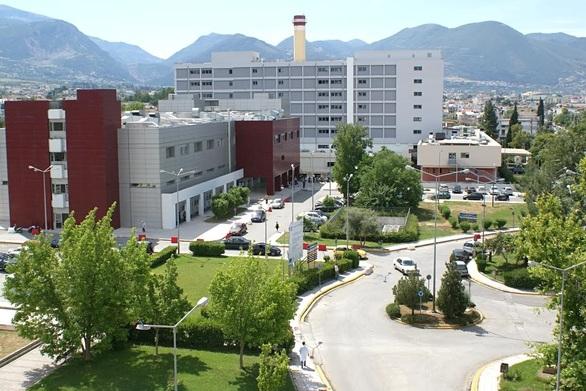 Πάτρα: Ο Παναγιώτης Δημόπουλος ο νέος αναπληρωτής Διοικητής στο νοσοκομείο Άγιος Ανδρέας