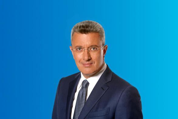 Ο Γιώργος Μιχαλακόπουλος καλεσμένος στο «Ενώπιος Ενωπίω»