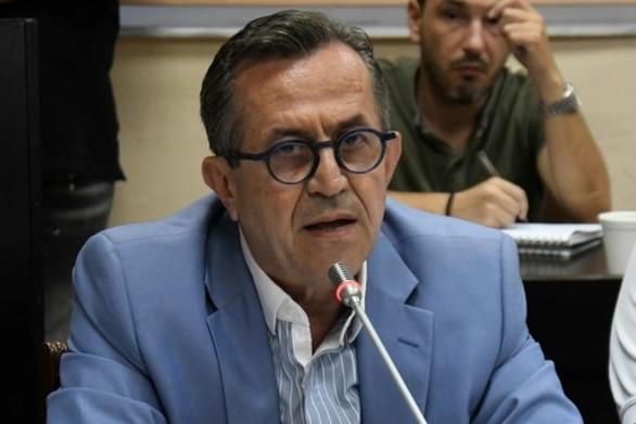 """Νίκος Νικολόπουλος: """"Ο Κ. Πελετίδης πρέπει να προσαρμοστεί και να μάθει στη νέα πραγματικότητα"""""""