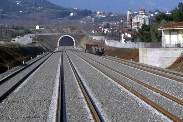 Ολοκληρώνεται τον Απρίλιο το σιδηροδρομικό τμήμα Κιάτο - Ροδοδάφνη