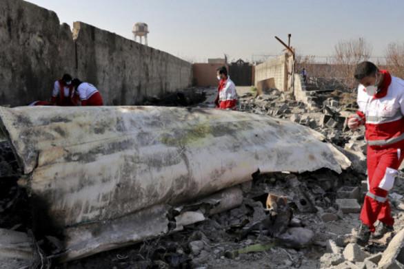 Κατάρριψη Boeing στο Ιράν: Μεταφέρονται στην Ουκρανία οι σοροί 11 θυμάτων