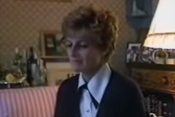 To βίντεο με την πριγκίπισσα Diana που έχει γίνει viral!
