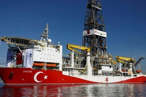 Νέα γεώτρηση της Τουρκίας εντός κυπριακής ΑΟΖ