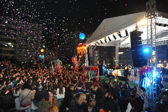 Δείτε LIVE την τελετή έναρξης του Πατρινού Καρναβαλιού 2020!