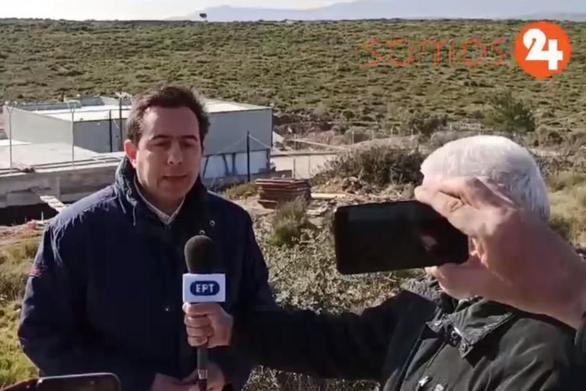 """Ν. Μηταράκης: """"Πρέπει να φυλάξουμε καλύτερα τα σύνορα και να μειώσουμε τις ροές"""""""