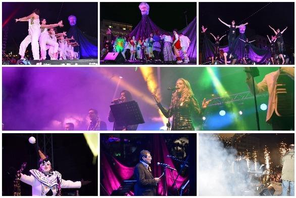 """""""Μπήκαμε"""" στα backstage της τελετής έναρξης - Δείτε ποιους είδαμε (pics)"""