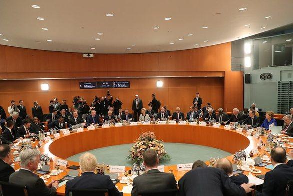 Διάσκεψη για τη Λιβύη: Κορυφώνεται η αγωνία - Reuters: Κοντά σε συμφωνία