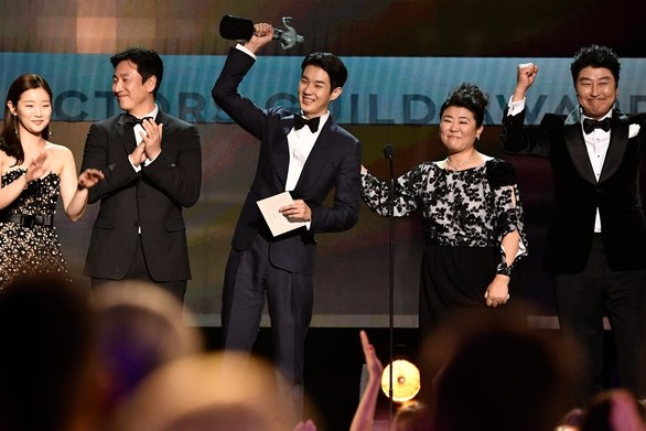 SAG Awards 2020: Oι μεγάλοι νικητές της βραδιάς